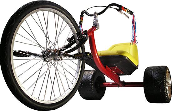 Adult sized big wheels — img 5