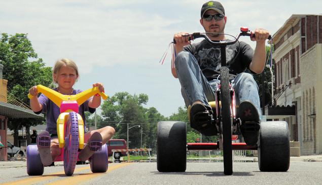 High Roller Adult Size big wheel drift trikeHigh Roller USA